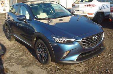 Mazda CX-3 AWD Full 2018