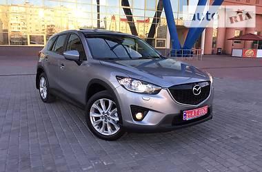 Mazda CX-5 Premium+Navi 2013