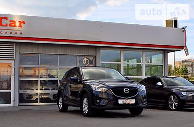 Mazda CX-5 Diesel AWD 2015