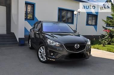 Mazda CX-5 Exclusive 2014