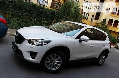 Mazda CX-5 SkyActiv 2012