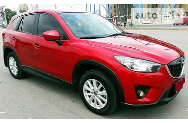 Mazda CX-5 2.0 AT TURING PLUS 2013