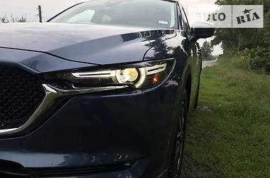 Mazda CX-5 GRAND TOURING 2.5 2017