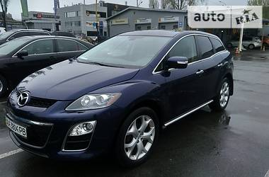 Mazda CX-7 2.3 Turbo  2012