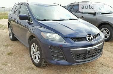 Mazda CX-7 2.3L 4 2011
