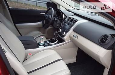 Mazda CX-7 PREMIUM+NAVI 2009