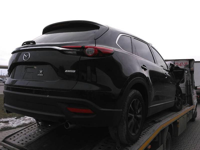Mazda CX-9 2016 року