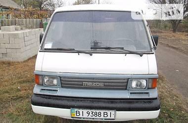 Mazda E-series груз.  1991