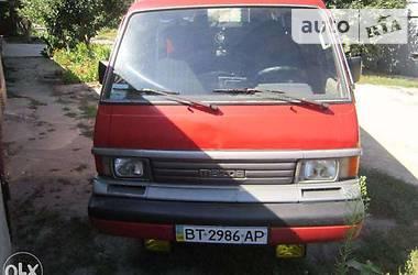 Mazda E-series пасс. Пасссажир 1992