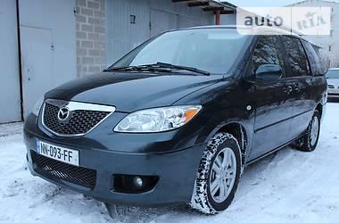 Mazda MPV 2.0 DI 2004