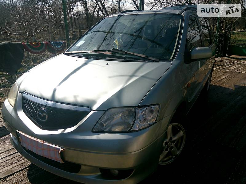 Mazda MPV 2003 року