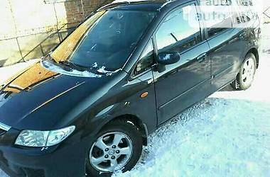 Mazda Premacy 2.0 2002