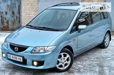 Mazda Premacy Restailing 2003