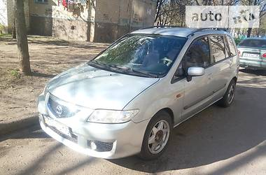 Mazda Premacy 2.0 TD 2002