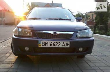 Mazda Protege 323 BJ 2000