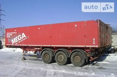 MEGA MNS 38 куб.м 2005