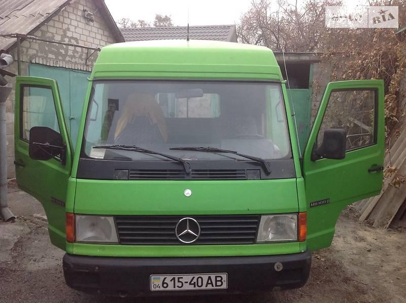 Mercedes-Benz 10/20 HP Posen