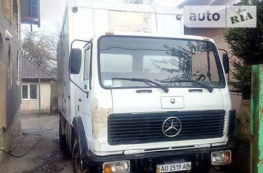 Mercedes-Benz 1617  1988