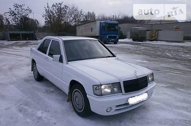 Mercedes-Benz 190 W 201 1991