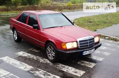 Mercedes-Benz 190  1988