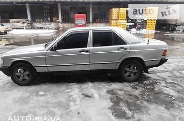 Mercedes-Benz 190  1983