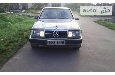 Mercedes-Benz 200 IDEAL 1990