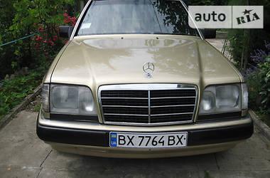 Mercedes-Benz 200 e 124 1989