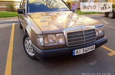 Mercedes-Benz 200 e-124 1988
