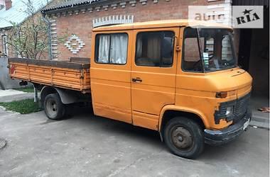 Mercedes-Benz 207 груз. 508 1987