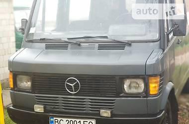 Mercedes-Benz 208 пасс.  1989