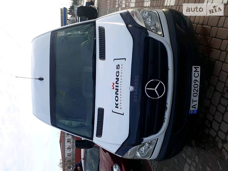 Mercedes-Benz 209 груз.