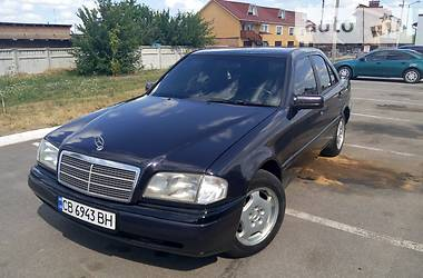Mercedes-Benz 220 C-Class 1994