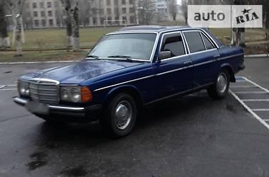 Mercedes-Benz 230  1980