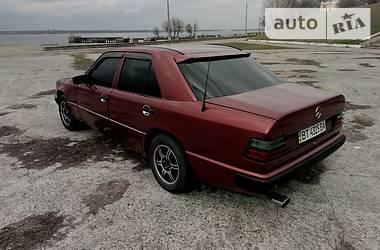 Mercedes-Benz 230 124 1989