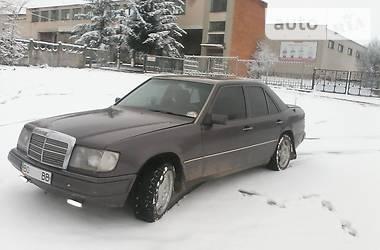 Mercedes-Benz 230 w124 1992