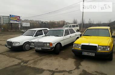 Mercedes-Benz 240 123 diesel 1983