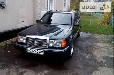 Mercedes-Benz 250 124 1993