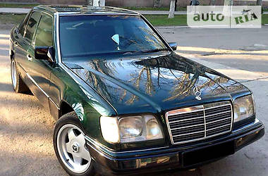 Mercedes-Benz 250 W124 1992