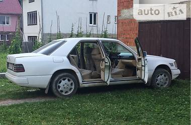 Mercedes-Benz 250 .... 1991
