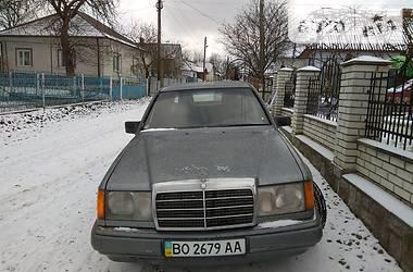 Mercedes-Benz 250 124 1989
