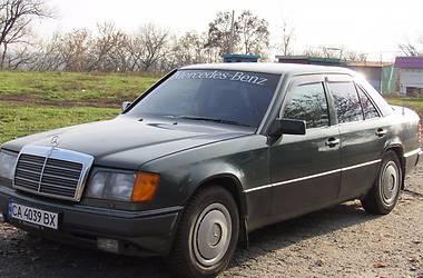 Mercedes-Benz 260 Е 1990
