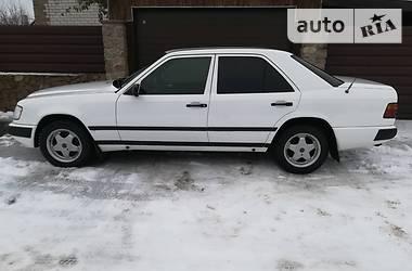 Mercedes-Benz 260  1988
