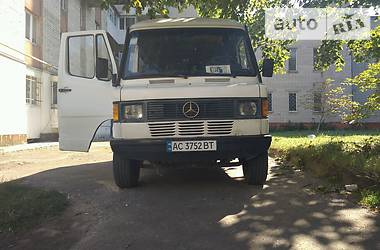 Mercedes-Benz 310 пасс. груз пас 1995