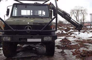 Mercedes-Benz 410 груз. UNIMOG 435 1982