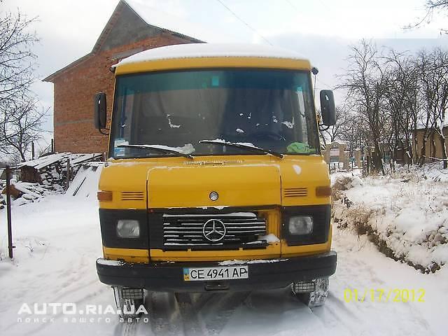 Mercedes-Benz 508 груз.