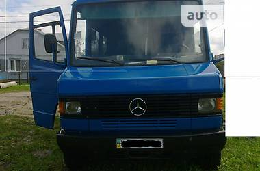 Mercedes-Benz 609 пасс.  1993