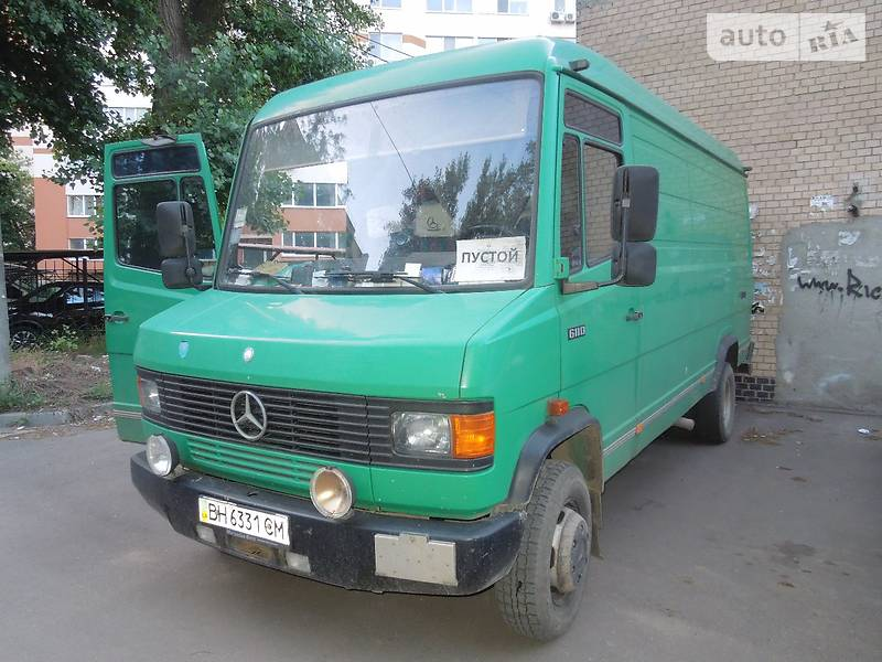 Mercedes-Benz 611 груз.