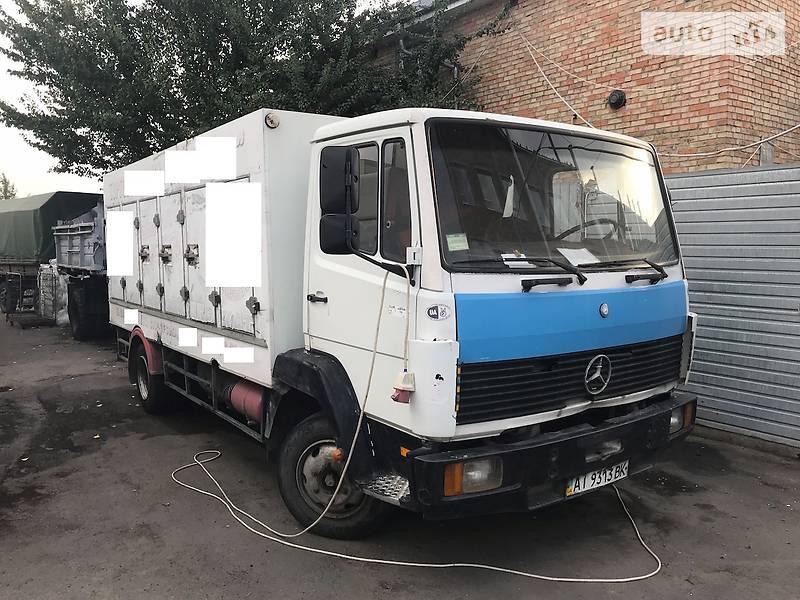 Mercedes-Benz 809 груз.