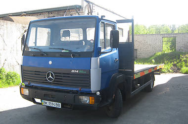 Mercedes-Benz 814 груз.  1998
