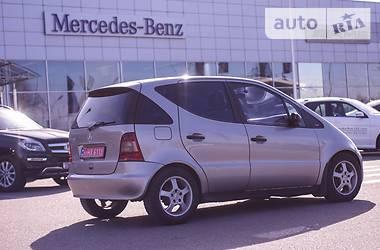 Mercedes-Benz A 160 2001
